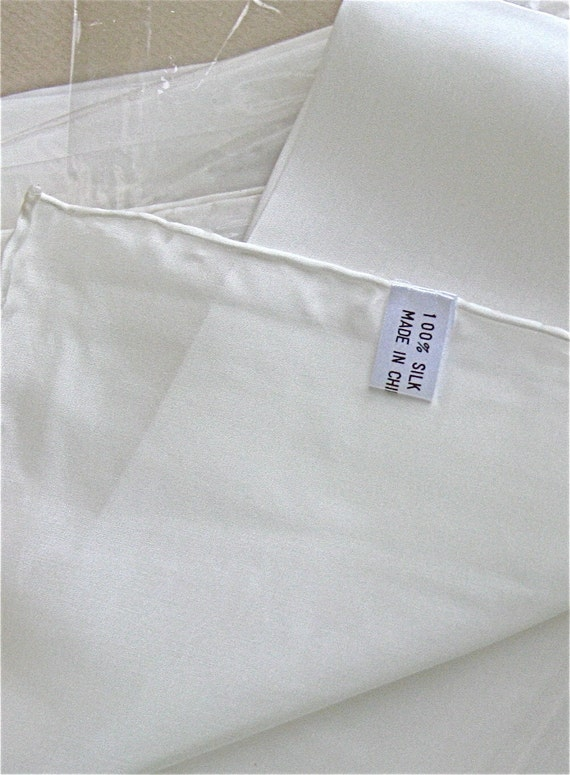 for dyeing white silk scarf