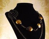 Flower Chain Necklace - Wild West