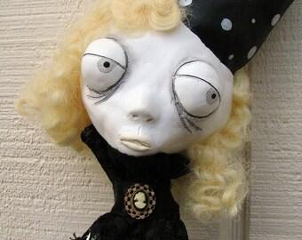 Art Doll Ornie - Aurora Coco