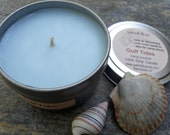 Gulf Tides Soy Candle - 6 Oz Travel Tin