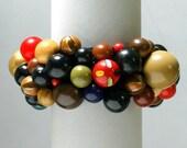 Buttons 'n Balls Bracelet
