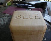 Made to Order Blue's Box