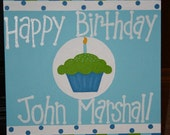 Birthday Banner-The John Marshall