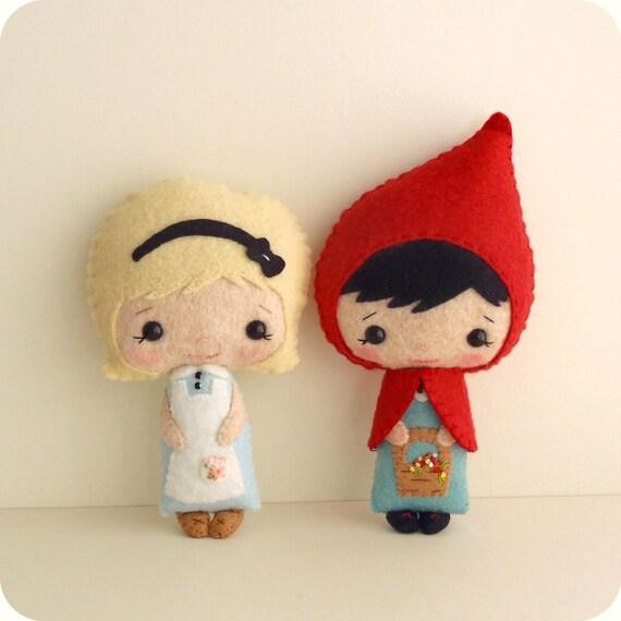 Alice and Li'l Red pdf Patterns