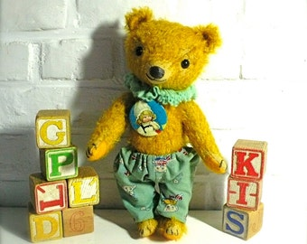 New pattern. PDF-E-pattern to make a bear like Phillip and lea