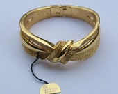 Trifari Vintage Bracelet Unused with Original Tag still attached