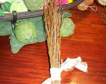 2 Bundles of 50 Natural Willow Stems Floral Decor & Crafting Fresh or Dried