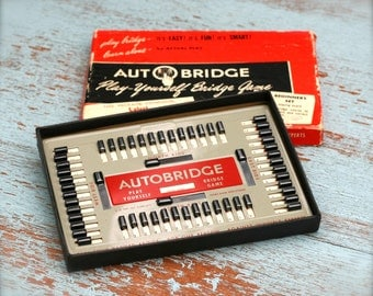 Vintage Auto Bridge Beginners Edition