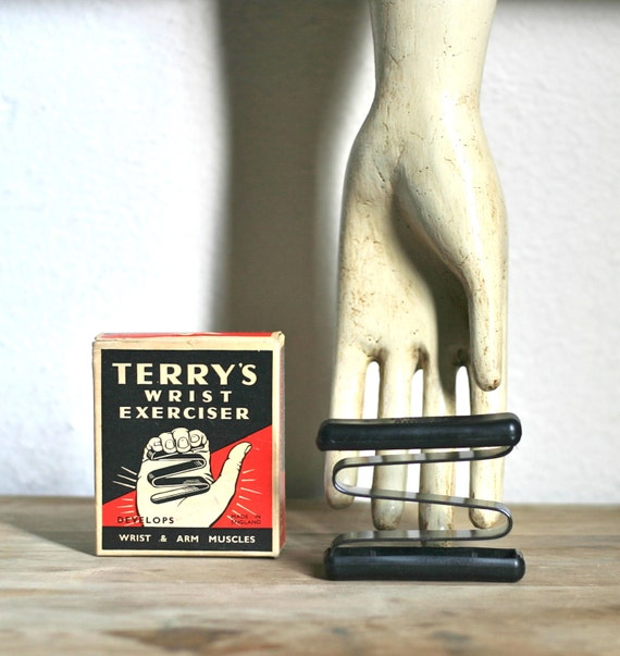 Terry's Wrist Exerciser Made In England