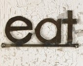 EAT Sign Decorative Wall Signage