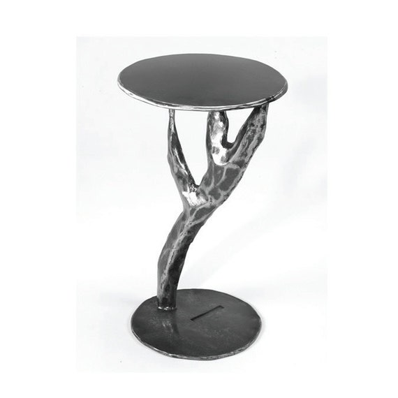 Metal Table Antler