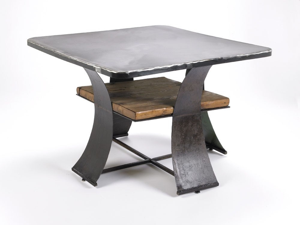 Wood & Metal Table Custom Listing