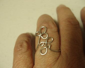 Shamrock and Initial F Ring