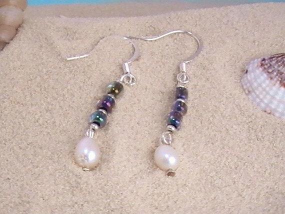Luminescent Pearl Earrings