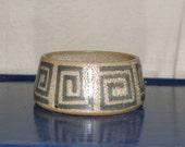 Greek inspired small bowl