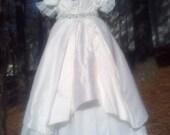 Semi Precious Gem Baby Blessing Gown Set