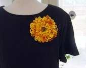 Flower Pin Sunflower