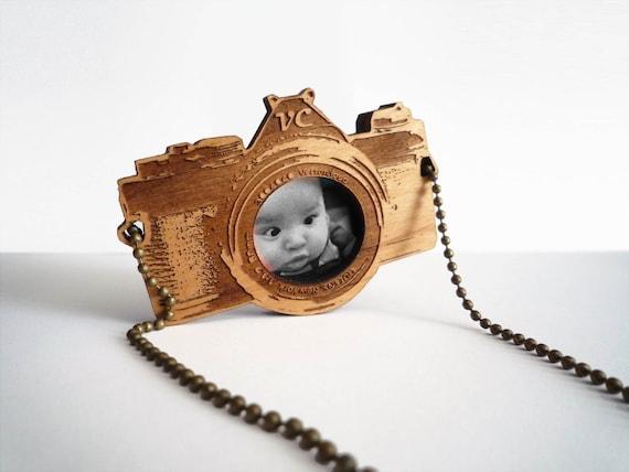 Camera Necklace (Photo necklace)