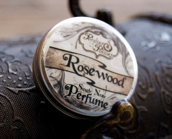 Rosewood Essential Oil solid Perfume - Top-Middle note