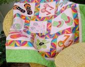Fun-in-the-Sun applique quilt