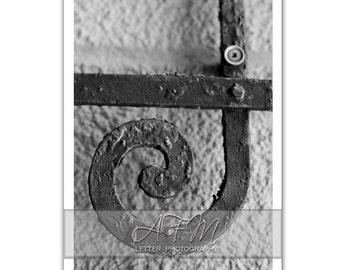 Letter J - alphabet letters - nursery ideas - alphabet wall art - home sweet home gift- outdoor decor - apartment decor - letters
