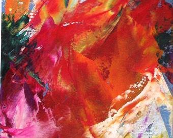 """Original Oil Painting 12""""x5"""""""