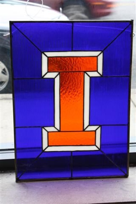 University of Illinois Stained Glass