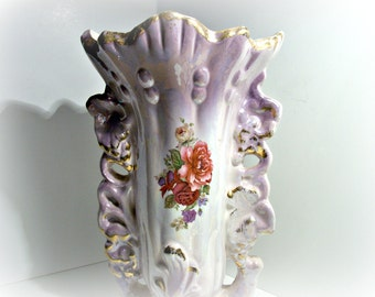Vintage Decorative Jewelry Box Trinket Box Signed Japan