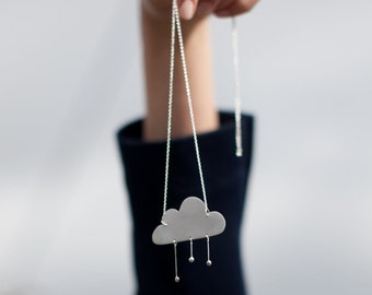 The party collection - In the clouds necklace