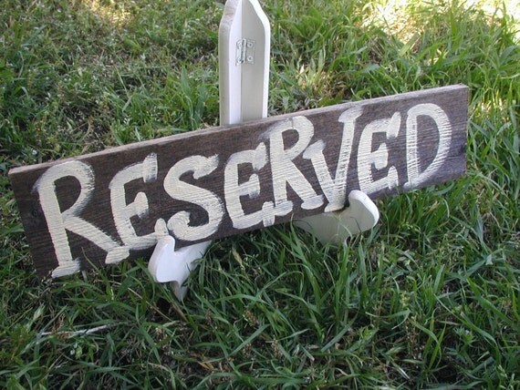 Reserved Custom Listing Wood Wedding Sign for claireluni  Only