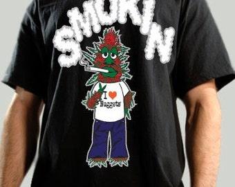 SMOKIN' Men's /Unisex Organic T-Shirt