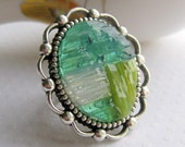 Mosaic Jewelry Mint Green Ring
