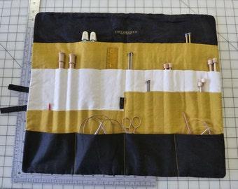 Scantron Image Knitting Needle Wallet