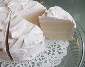 Strawberries and Champagne Cake CP Goat's Milk Soap