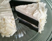 Chocolate Coconut Cake CP Goat's Milk Soap