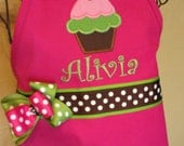 Double Layer Cupcake Apron