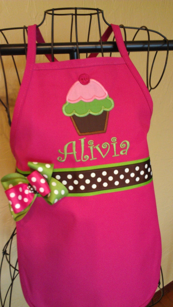 Double Layer Cupcake Apron