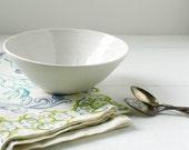 Sale White Porcelain Bowl