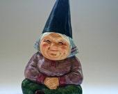 Grandma Unieboek Gnome Bank