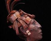 Original Sculpture, Bronze Sculpture, Mayan Sculpture, Southwestern Sculpture Limited Edition Sculpture,
