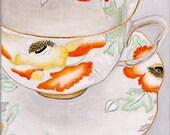 Fancy a Cup of Tea 8x10 Fine Art Print by Eriksdotter