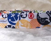Sailor Seafarer martingale collar - size XL