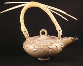 Snow Dragon Teapot