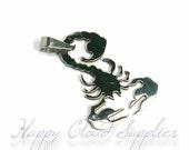 Scorpion Stainless Steel Pendant