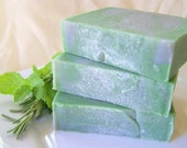 Earth Goddess Cold Process Soap with Hempseed Oil