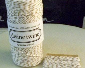 Divine Twine Brown Sugar-10 Yards