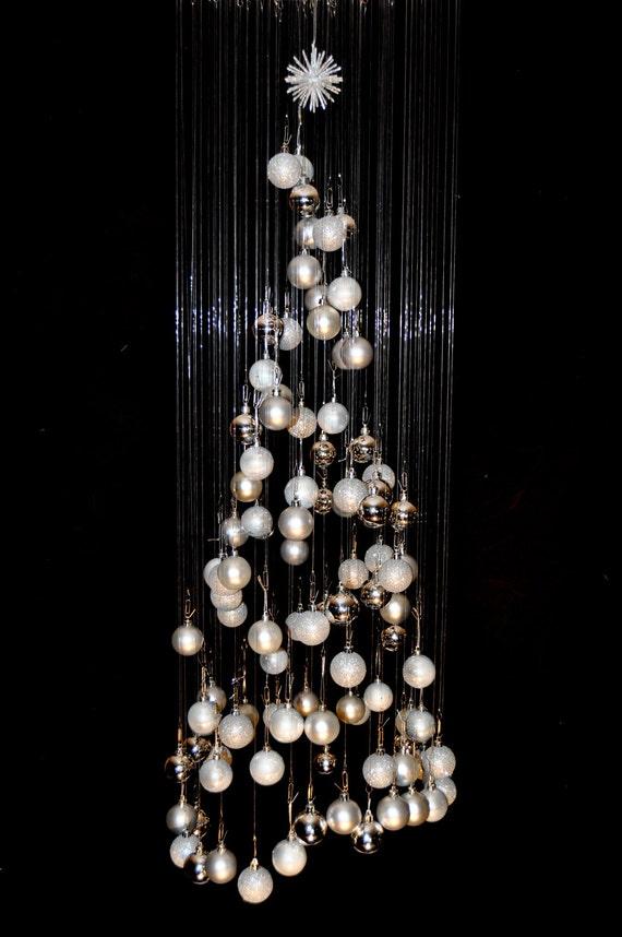 Modern Floating Christmas Tree Xmas X Mas By Kinkycontraptions