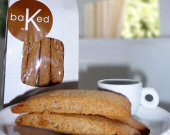 10 Chai Tea Biscotti