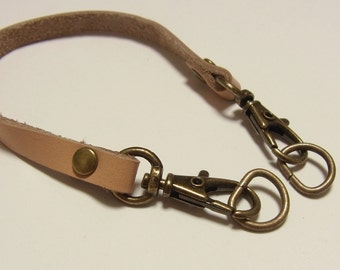 Beige Purse Handle 23cm x 1cm