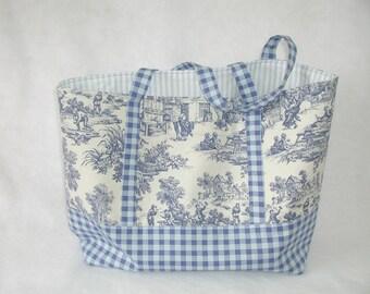Tote or Diaper Bag